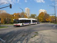 4000 Series New Flyer De60lf Chicago Cta Bus Photos