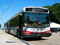 7500 Series Nabi 60 Lfw Chicago Cta Bus Photos