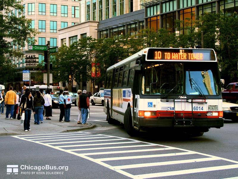 6000 Series Flxible Metro E Photo Chicagobus Org
