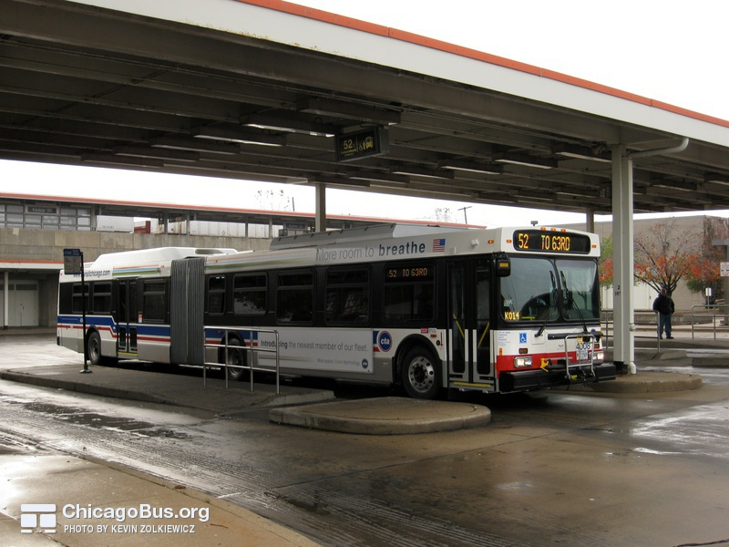 4000 Series New Flyer De60lf Photo Chicagobus Org
